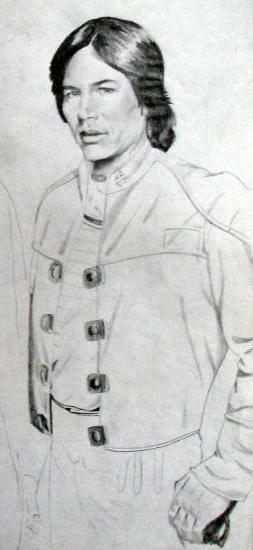 Richard Hatch by wisewyn